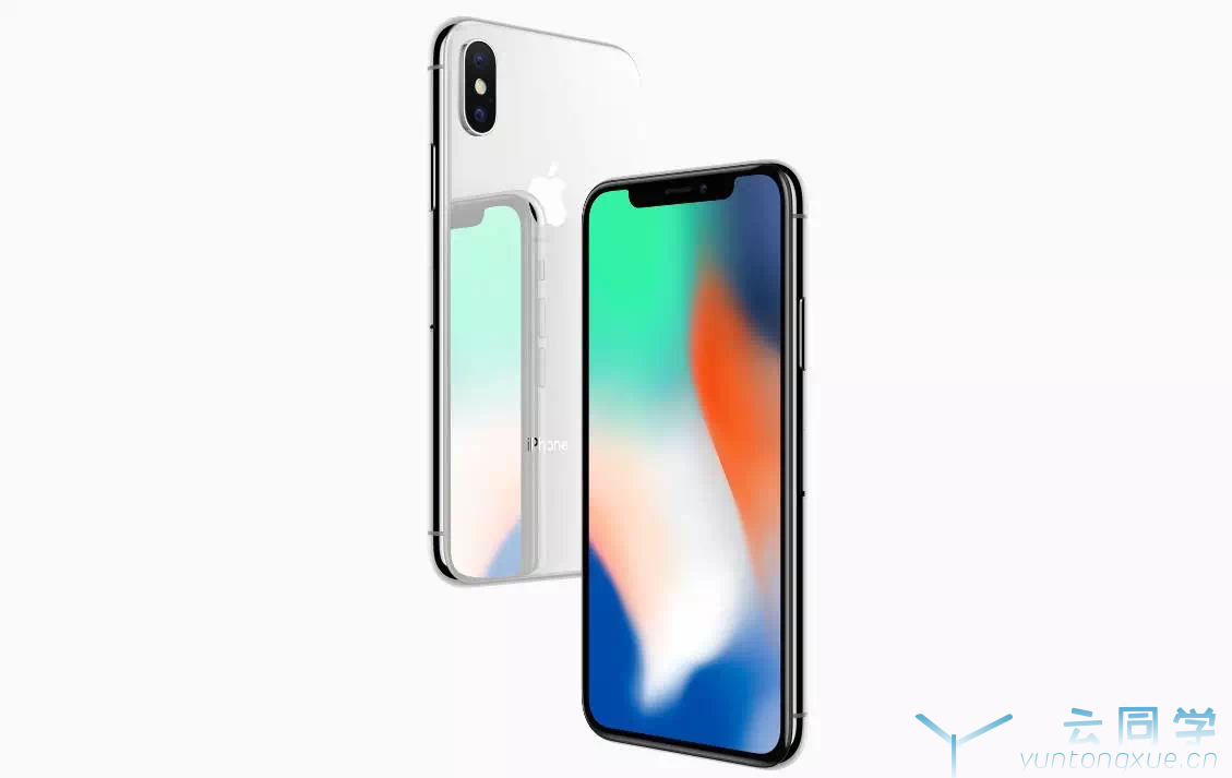 iPhone X zhuangX wujie